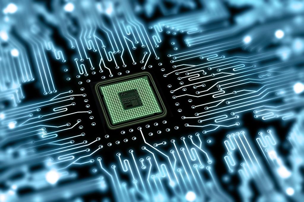 Resultado de imagen de microchips