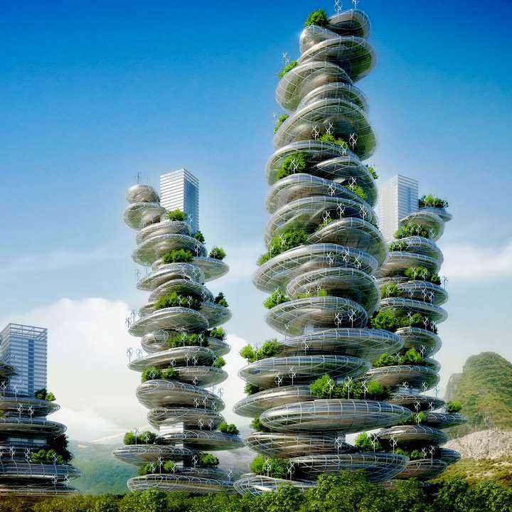 Los guijarros de Shenzen: un anticipo de la ciudad del futuro