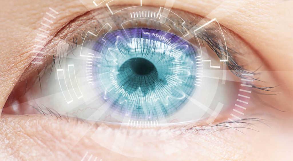 a770502ff1 La nanotecnología se encuentra con las lentes de contacto y la realidad  virtual